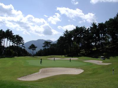 関越ゴルフ倶楽部 中山コース1