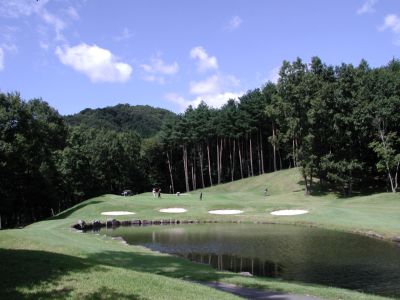 関越ゴルフ倶楽部 中山コース画像4