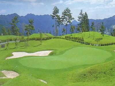 エースゴルフ倶楽部 藤岡コース(旧サンフィールドゴルフクラブ)画像3