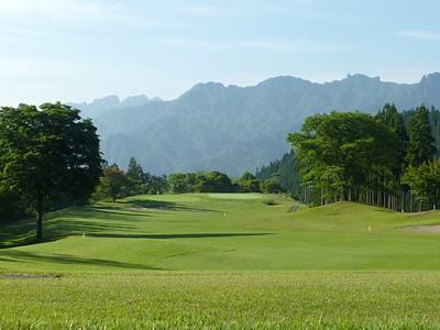 ヴィレッジ東軽井沢ゴルフクラブ(旧:サンランドゴルフクラブ東軽井沢コース)1