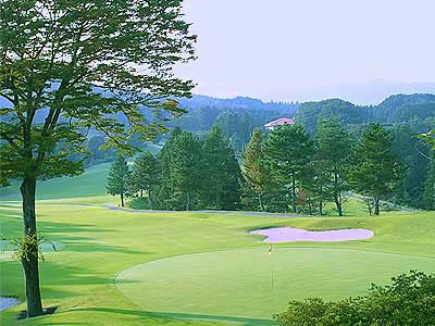 太平洋クラブ高崎コース1