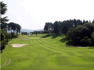 高山ゴルフ倶楽部1