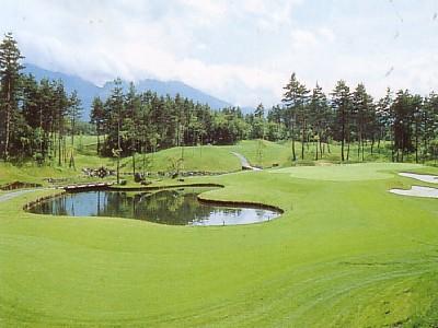 北軽井沢嬬恋ゴルフコース(旧:パルコール嬬恋GC)画像3