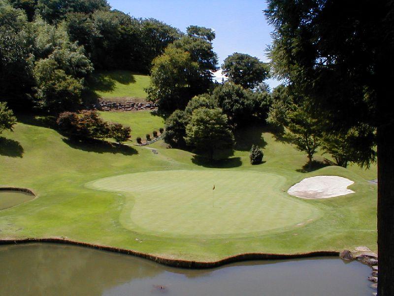 ストーンヒル藤岡ゴルフクラブ(旧:藤岡温泉CC)1
