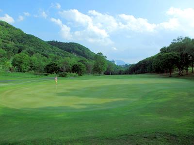 水上高原ゴルフコース こぶしコース