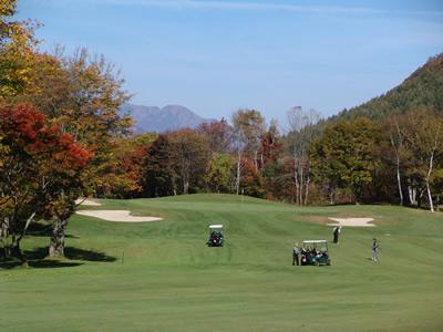 水上高原ゴルフコース こぶしコース画像3