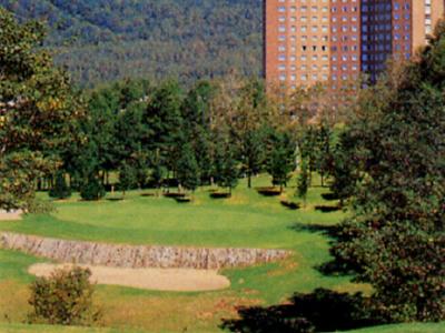 ルスツリゾートゴルフ72 タワーコース画像2