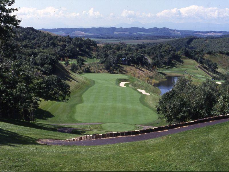 SIRル・ペタウゴルフコース画像4