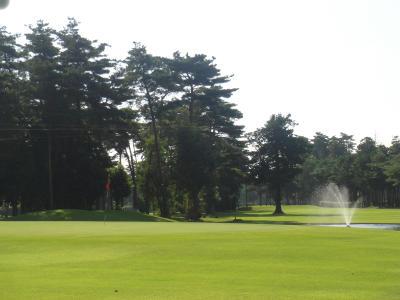 南筑波ゴルフ場1