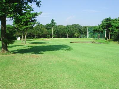 南筑波ゴルフ場画像3