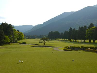 富士屋ホテル仙石ゴルフコース1