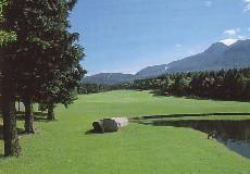箱根湖畔ゴルフコース1