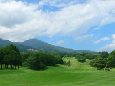 赤倉ゴルフコース1