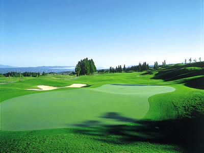 当間高原リゾートベルナティオゴルフコース画像2