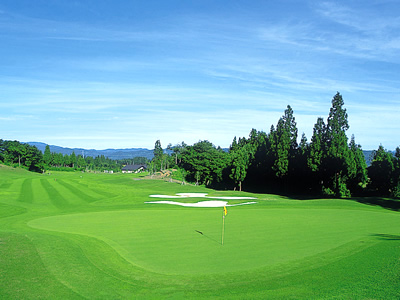 当間高原リゾートベルナティオゴルフコース画像4