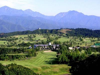 越後ゴルフ倶楽部1
