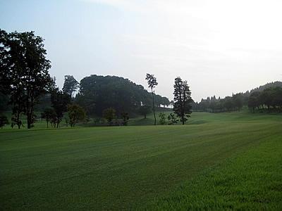 胎内高原ゴルフ倶楽部画像2
