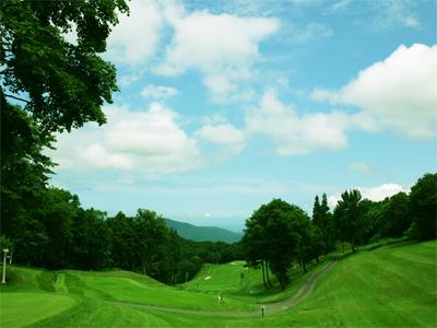 アパリゾート上越妙高の森ゴルフコース画像2