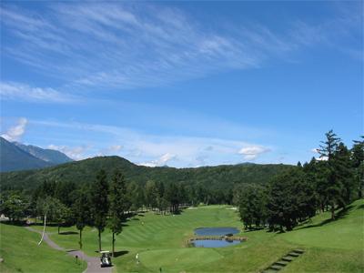 アパリゾート上越妙高の森ゴルフコース画像3