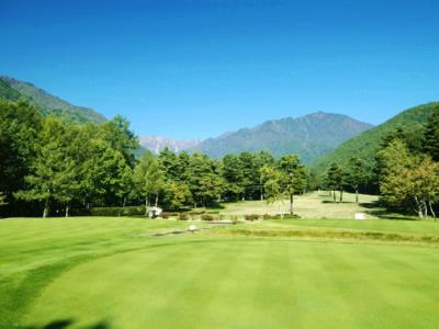 日向山高原ゴルフコース画像2