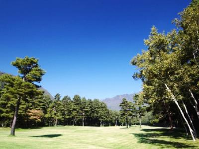 日向山高原ゴルフコース画像3