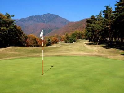 日向山高原ゴルフコース画像4