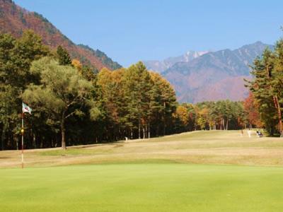 日向山高原ゴルフコース画像5
