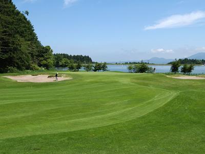 飯綱高原ゴルフコース1