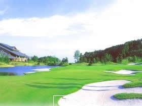 山代ゴルフ倶楽部 クイーンコース1