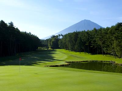 フォレスト鳴沢ゴルフ&カントリークラブ(旧:富士河口湖ゴルフ倶楽部)