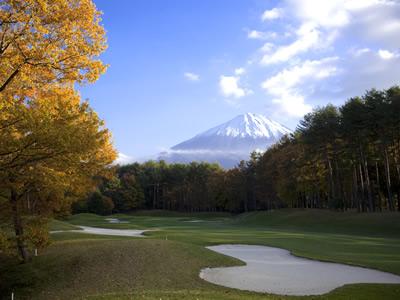 フォレスト鳴沢ゴルフ&カントリークラブ(旧:富士河口湖ゴルフ倶楽部)画像3