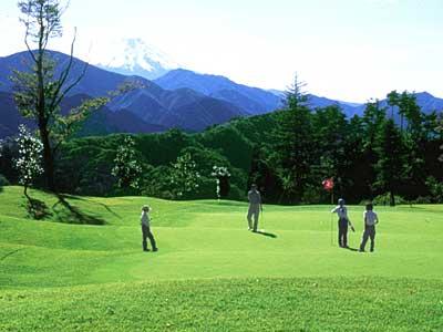 大月ガーデンゴルフクラブ(旧:ブリティッシュガーデンクラブ)画像3