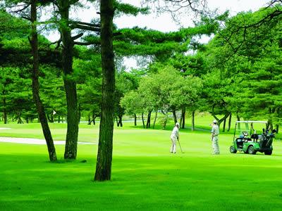 軽井沢浅間ゴルフコース画像3