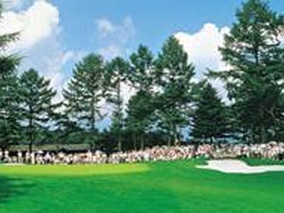 軽井沢72ゴルフ 北コース1