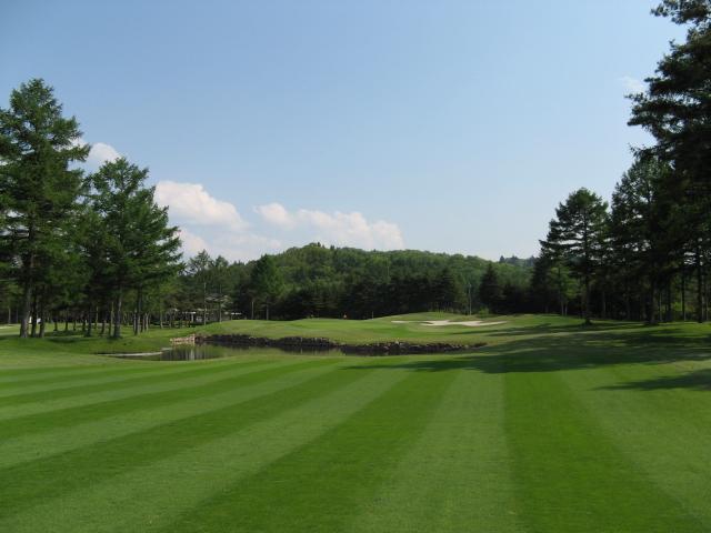 軽井沢72ゴルフ 北コース画像4