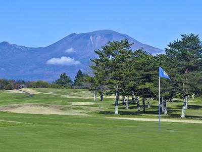 軽井沢72ゴルフ 西コース1