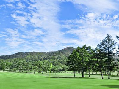 軽井沢72ゴルフ 東コース1