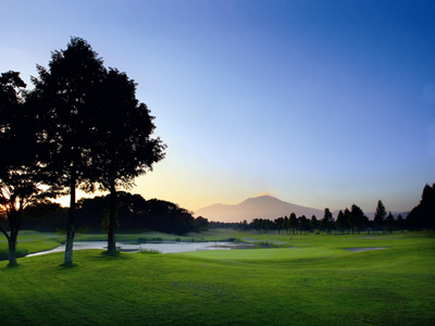 軽井沢72ゴルフ 南コース1