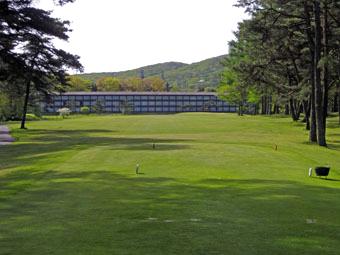 軽井沢プリンスホテルゴルフコース画像2