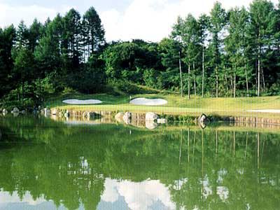グランディ軽井沢ゴルフクラブ 森泉コース画像4