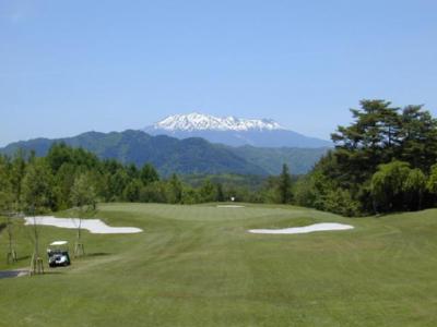 木曽駒高原宇山カントリークラブ1