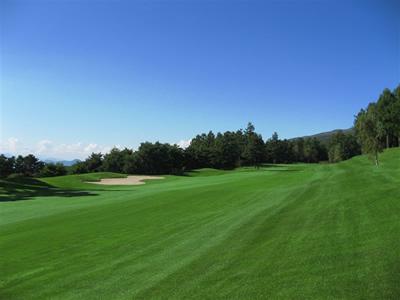 小諸高原ゴルフコース
