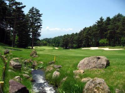 小諸高原ゴルフコース画像4