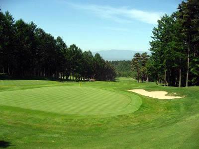 小諸高原ゴルフコース画像5