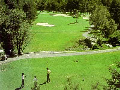 蓼科東急ゴルフコース画像4
