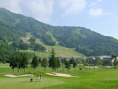 斑尾東急ゴルフクラブ