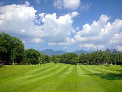 三井の森蓼科ゴルフ倶楽部1