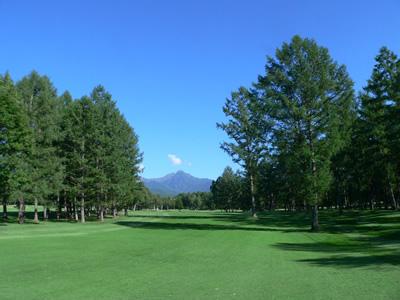 三井の森蓼科ゴルフ倶楽部画像3
