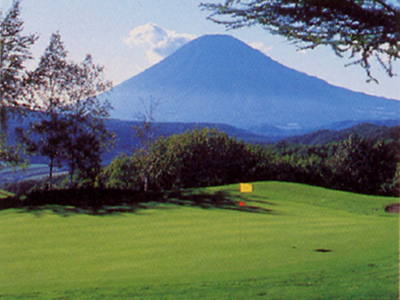 ルスツリゾートゴルフ72 ウッドコース1