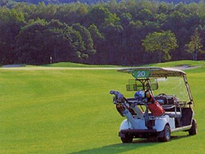 ルスツリゾートゴルフ72 ウッドコース画像2
